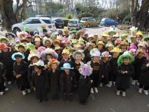 Easter Hat 16