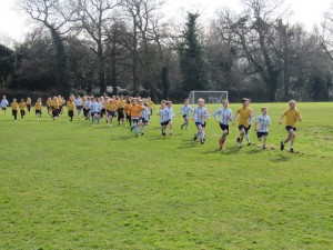 Inter House Cross Country 2016