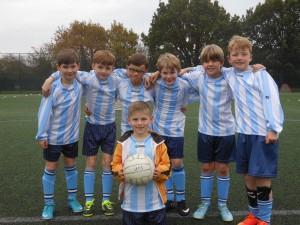 Shenfield Year 4 Football 2015 web