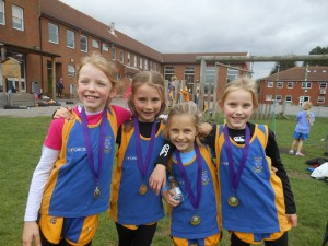 year 4 girls