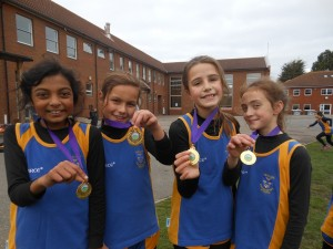 year 5 girls