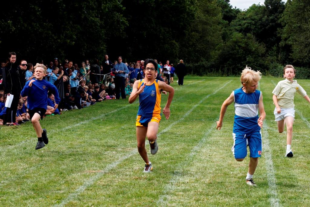 Boy sprint 2
