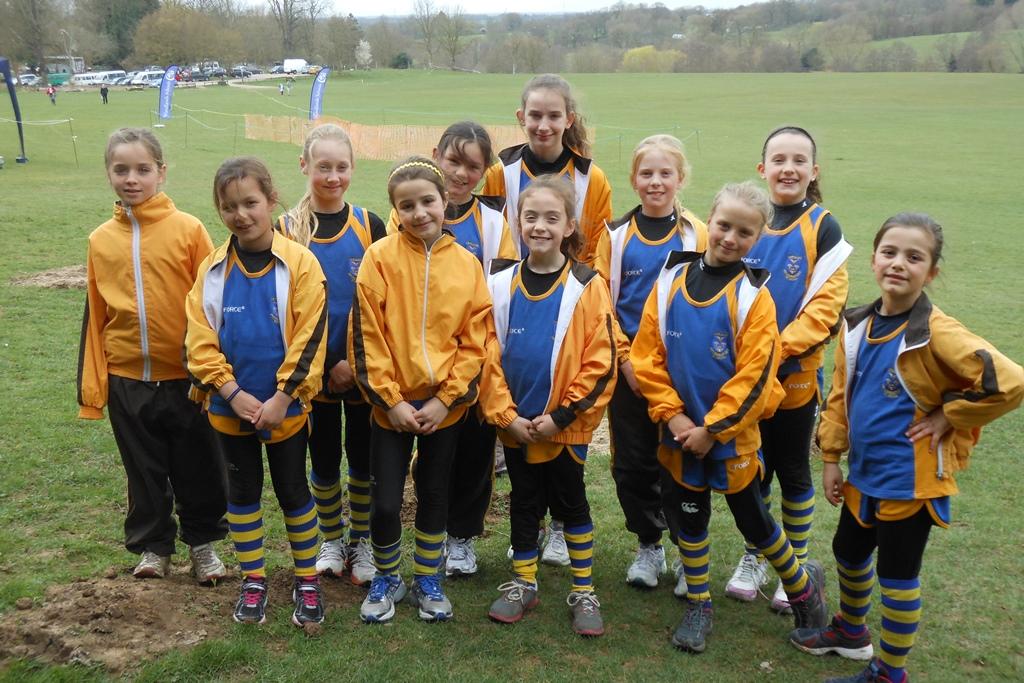 Girl's Team(1)