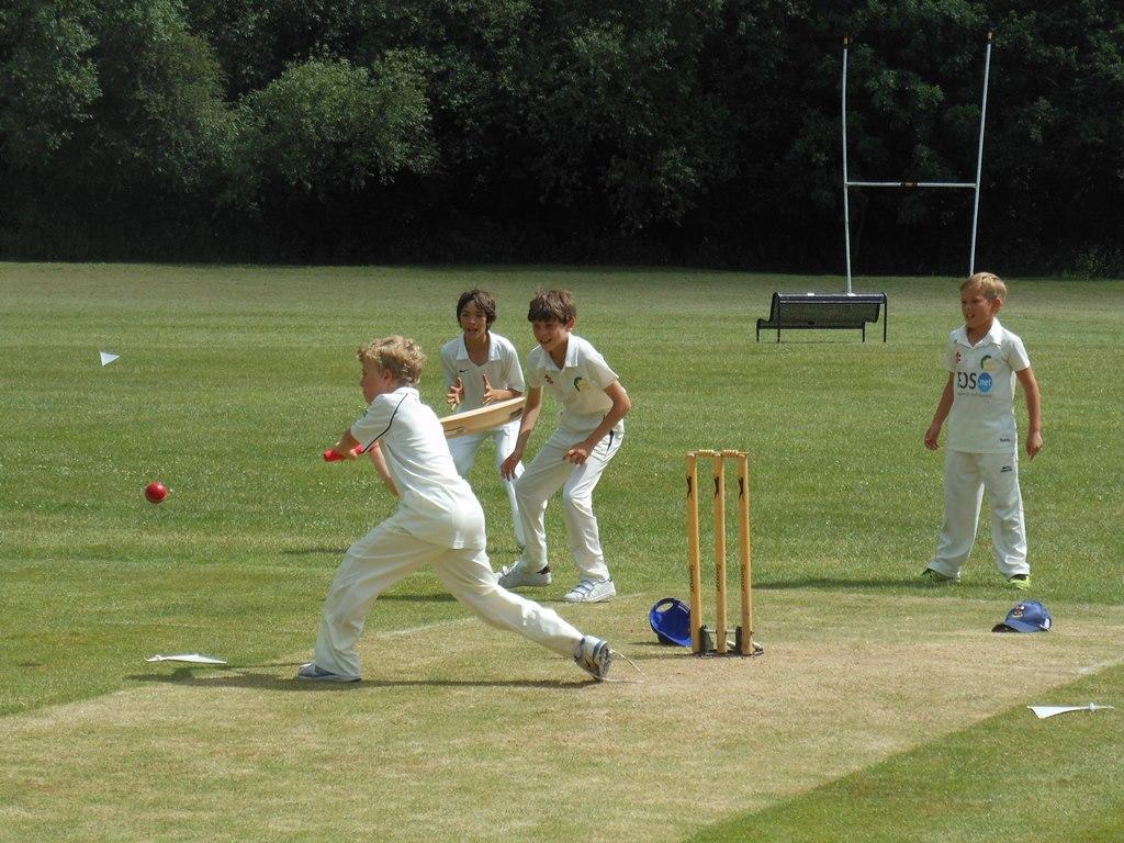 batting 4